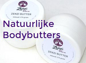 Natuurlijke bodybutter