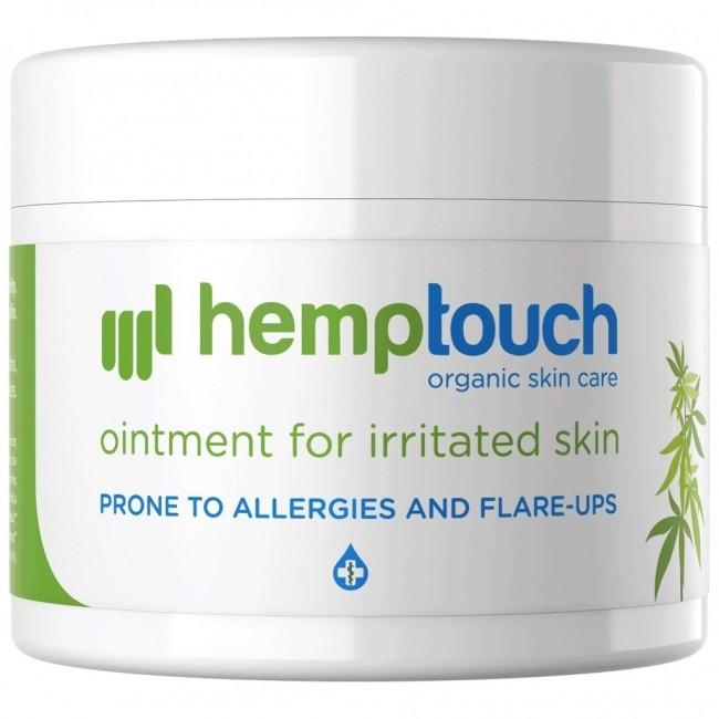 Hemptouch voor de gevoelige huid